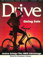 Subaru Drive Magazine<br /> Cover <br /> © Cheyenne L Rouse