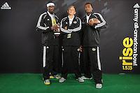SAN ANTONIO, TX - DECEMBER 31, 2012: The 2013 Army All-American Bowl Player's Lounge. (Photo by Jeff Huehn)