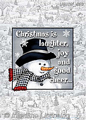 Randy, CHRISTMAS SANTA, SNOWMAN, WEIHNACHTSMÄNNER, SCHNEEMÄNNER, PAPÁ NOEL, MUÑECOS DE NIEVE, paintings+++++,USRW410,#x#