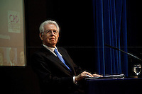Mario Monti, Italian Prime Minister - 2012<br />