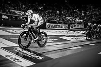 Kenny De Ketele (BEL/SportVlaanderen-Baloise) trying to break away <br /> <br /> Lotto 6daagse Vlaanderen-Gent 2018 / Gent6<br /> day 5