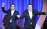 Ty Burrell and Eric Stonestreet at the Les Girls 10th Annual Cabaret fundraiser for National Breast Cancer Coalition Fund -NBCCF- held at Avalon in Hollywood, California on October 04,2010                                                                               © 2010 Debbie VanStory / RockinExposures