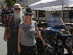 Jem and Mim during the Street Vibrations Spring Rally in Downtown Reno on Saturday, June 2 , 2018