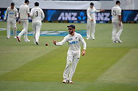 NZ captain Kane Williamson during day four of the second International Test Cricket match between the New Zealand Black Caps and Pakistan at Hagley Oval in Christchurch, New Zealand on Wednesday, 6 January 2021. Photo: Dave Lintott / lintottphoto.co.nz