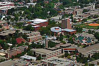 aerial photograph University of Lentucky,  Louisville, Kentucky