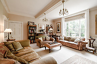 BNPS.co.uk (01202) 558833<br /> Picture: Strutt&Parker/BNPS<br /> <br /> Pictured: Sitting room<br /> <br /> A handsome Georgian townhouse where a former Prime Minister held important meetings is on the market for £1.5m.<br /> <br /> Glenhurst is a Grade II Listed home in Bewdley, Worcs, which was Stanley Baldwin's hometown.<br /> <br /> The owners have minutes from a meeting held at the property over a century ago which show Baldwin's name listed.<br /> <br /> Baldwin was Prime Minister three times between the First and Second World Wars and it is believed that during this time he used Glenhurst's wood-panelled dining room for meetings.
