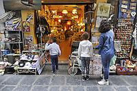 - Sicilia, turisti nella città di Cefalù<br /> <br /> - Sicily, tourists in the city of Cefalu