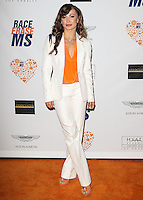 CENTURY CITY, CA, USA - MAY 02: Karina Smirnoff at the 21st Annual Race To Erase MS Gala held at the Hyatt Regency Century Plaza on May 2, 2014 in Century City, California, United States. (Photo by Celebrity Monitor)
