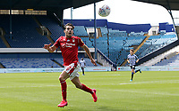 Nottingham Forest's Yuri Ribeiro <br /> <br /> Photographer Rich Linley/CameraSport<br /> <br /> The EFL Sky Bet Championship - Sheffield Wednesday v Nottingham Forest - Saturday 20th June 2020 - Hillsborough - Sheffield <br /> <br /> World Copyright © 2020 CameraSport. All rights reserved. 43 Linden Ave. Countesthorpe. Leicester. England. LE8 5PG - Tel: +44 (0) 116 277 4147 - admin@camerasport.com - www.camerasport.com