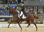 27 September 2010. #419 Hans Peter Minderhoud and Exquis Nadine from Team Netherlands.
