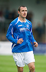 St Johnstone FC....Season 2011-12.Dave Mackay.Picture by Graeme Hart..Copyright Perthshire Picture Agency.Tel: 01738 623350  Mobile: 07990 594431