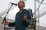 Gang of Four performing at the Soundwave Festival, Melbourne, 4 March 2011