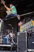 Fall Out Boy, Vans Warped Tour, Fairgrounds; 7.16.2005<br />