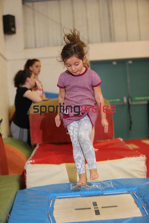 Welsh Gymnastics<br /> 08.10.14<br /> ©Steve Pope-SPORTINGWALES