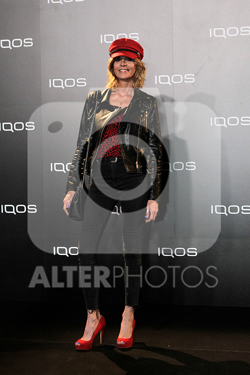 Arancha de Benito attends to IQOS3 presentation at Palacio de Cibeles in Madrid. February 10,2019. (ALTERPHOTOS/Alconada)