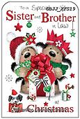 Jonny, CHRISTMAS ANIMALS, WEIHNACHTEN TIERE, NAVIDAD ANIMALES, paintings+++++,GBJJXFS19,#xa#