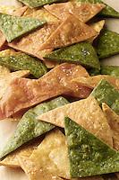 Tri-color chips