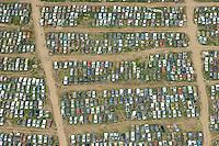 Car junkyard near Dacono, Colorado. June 2014. 85381
