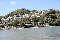 Strand L'Anse Mitan bei Fort-de-France auf Martinique