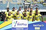 Deportivo Cali venció 0-2 a Atlético Bucaramanga.  Fecha 1 Liga BetPlay I-2020.