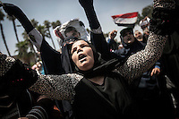 EGYPT: CAIRO UNREST (2013)
