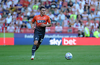 Swansea City's Connor Roberts during the Sky Bet Championship match between Sheffield United and Swansea City at Bramall Lane, Sheffield, England, UK. Saturday 04 August 2018