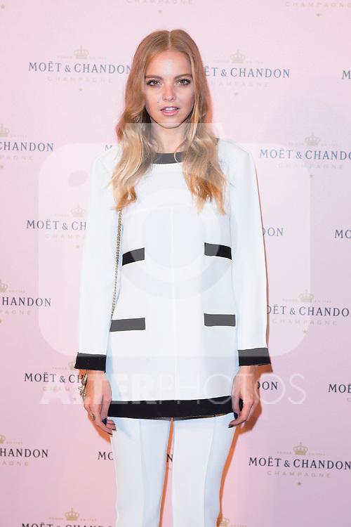 "Laura Hayden attends the ""Moon Night Party"" of Moët & Chandon at Casino in Madrid, Spain. September 17, 2014. (ALTERPHOTOS/Carlos Dafonte)"