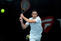 Connor Heap. 2019 Wellington Tennis Open at Renouf Centre in Wellington, New Zealand on Saturday, 21 December 2019. Photo: Dave Lintott / lintottphoto.co.nz