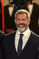 Mel Gibson attend the 'Blood Father' Premiere during the 69th annual Cannes Film Festival at the Palais des Festivals on May 21, 2016 in Cannes