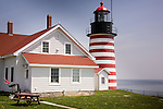 West Quoddy Head Light, Lubec, ME