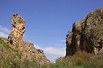 Wadi Amud in the Galilee