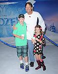 Hollywood, CA - NOVEMBER 19: Kevin Sorbo arrives at The Disney FROZEN Premiere held at The El Capitan Theatre in Hollywood, California on November 19,2012                                                                               © 2013 Hollywood Press Agency