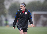 Carson, CA - January 20, 2017: The USWNT trains during January Camp.