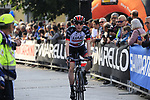 Dan Martin (IRL) UAE Team Emirates at sign on before the start of the 99th edition of Milan-Turin 2018, running 200km from Magenta Milan to Superga Basilica Turin, Italy. 10th October 2018.<br /> Picture: Eoin Clarke | Cyclefile<br /> <br /> <br /> All photos usage must carry mandatory copyright credit (© Cyclefile | Eoin Clarke)
