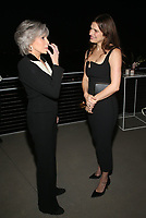 LOS ANGELES, CA - OCTOBER 6: Jane Fonda, Lake Bell, at the 2021 WIF Honors Celebrating Trailblazers Of The New Normal at the Academy Museum of Motion Pictures in Los Angeles, California on October 6, 2021. <br /> CAP/MPIFS<br /> ©MPIFS/Capital Pictures