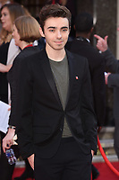 Nathan Sykes<br /> arrives for the The Prince's Trust Celebrate Success Awards 2017 at the Palladium Theatre, London.<br /> <br /> <br /> ©Ash Knotek  D3241  15/03/2017