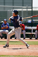 Corey Adamson - San Diego Padres - 2009 extended spring training.Photo by:  Bill Mitchell/Four Seam Images