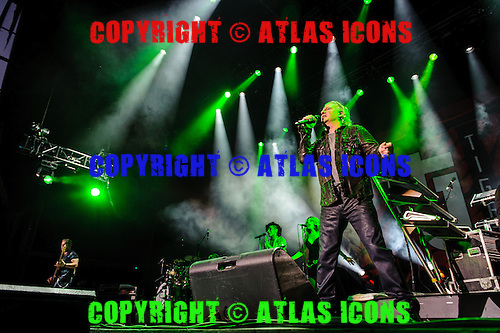 GLASS TIGER, LIVE, 2012, <br /> PHOTOCREDIT:  IGOR VIDYASHEV/ATLASICONS