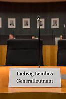 5. Sitzung des Unterausschusses des Verteidigungsausschusses des Deutschen Bundestag als 1. Untersuchungsausschuss am Donnerstag den 21. Maerz 2019.<br /> In dem Untersuchungsausschuss soll auf Antrag der Fraktionen von FDP, Linkspartei und Buendnis 90/Die Gruenen der Umgang mit externer Beratung und Unterstuetzung im Geschaeftsbereich des Bundesministeriums fuer Verteidigung aufgeklaert werden. Anlass der Untersuchung sind Berichte des Bundesrechnungshofs ueber Rechts- und Regelverstoesse im Zusammenhang mit der Nutzung derartiger Leistungen.<br /> Einziger Tagesordnungspunkt war die Konstituierung des Unterausschusses als Untersuchungsausschuss.<br /> Im Bild: Als Sachverstaendiger wurde Ludwig Ruediger Leinhos, Generalleutnant der Luftwaffe, gehoert.<br /> 21.3.2019, Berlin<br /> Copyright: Christian-Ditsch.de<br /> [Inhaltsveraendernde Manipulation des Fotos nur nach ausdruecklicher Genehmigung des Fotografen. Vereinbarungen ueber Abtretung von Persoenlichkeitsrechten/Model Release der abgebildeten Person/Personen liegen nicht vor. NO MODEL RELEASE! Nur fuer Redaktionelle Zwecke. Don't publish without copyright Christian-Ditsch.de, Veroeffentlichung nur mit Fotografennennung, sowie gegen Honorar, MwSt. und Beleg. Konto: I N G - D i B a, IBAN DE58500105175400192269, BIC INGDDEFFXXX, Kontakt: post@christian-ditsch.de<br /> Bei der Bearbeitung der Dateiinformationen darf die Urheberkennzeichnung in den EXIF- und  IPTC-Daten nicht entfernt werden, diese sind in digitalen Medien nach §95c UrhG rechtlich geschuetzt. Der Urhebervermerk wird gemaess §13 UrhG verlangt.]