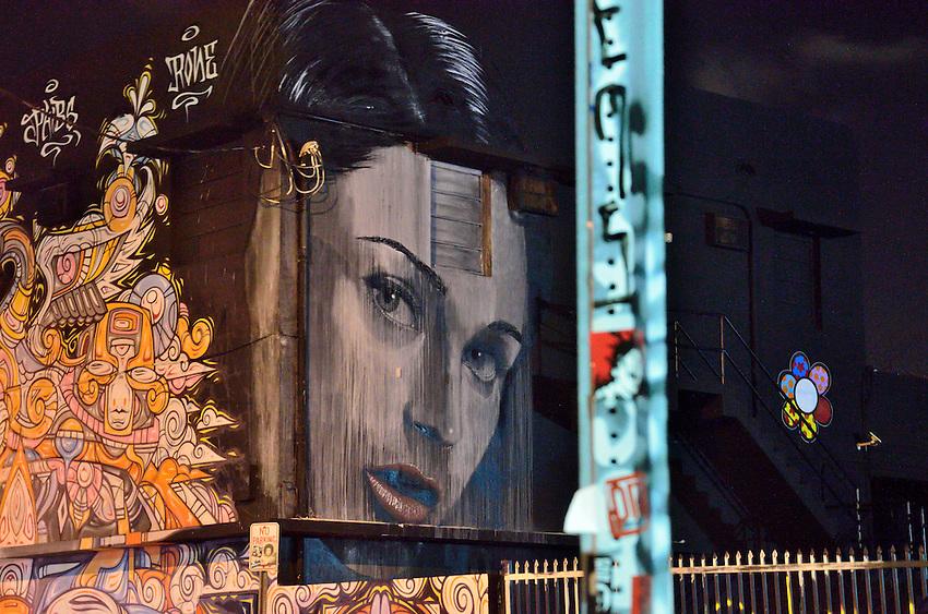 Wynward Art District, Miami, Florida
