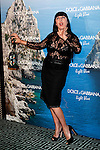 Rossy de Palma attends Mediterranean Summer Cocktail By Dolce & Gabbana at the Santo Mauro Hotel. May 29, 2013. (ALTERPHOTOS/ACERO)