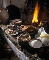 Europe/France/Bretagne/29/Finistère/Pays bigouden : crêpes bretonnes - Recette de Sylvie Tanneau