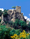 Deutschland, Bayern, Franken, Fraenkische Schweiz, Burgruine Neideck oberhalb von Streitberg   Germany, Bavaria, Franconia, The Little Switzerland in Upper Franconia, castle ruin Neideck