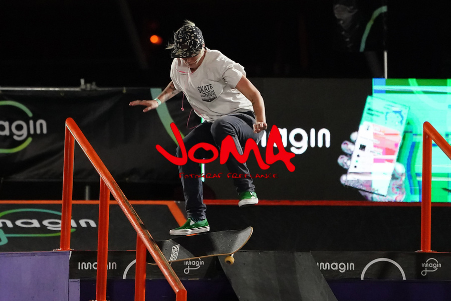 6th November 2020; Parc del Forum, Barcelona, Catalonia, Spain; Imagin Extreme Barcelona; picture show Aimy Brady (GBR) during women street final