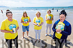 The staff of Recovery Haven holding their Virtual Celebration of Light in Banna Beach on Saturday.<br /> Front l to r: Marissa Reidy and Jacinta Bradley. <br /> Back l to r: Kathleen Collins, Marion Barnes and Maureen O'Brien