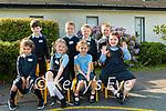 35 b2s Douglas<br /> <br /> This year's Junior Infants class at Gaelscoil Naomh Séamus, Douglas