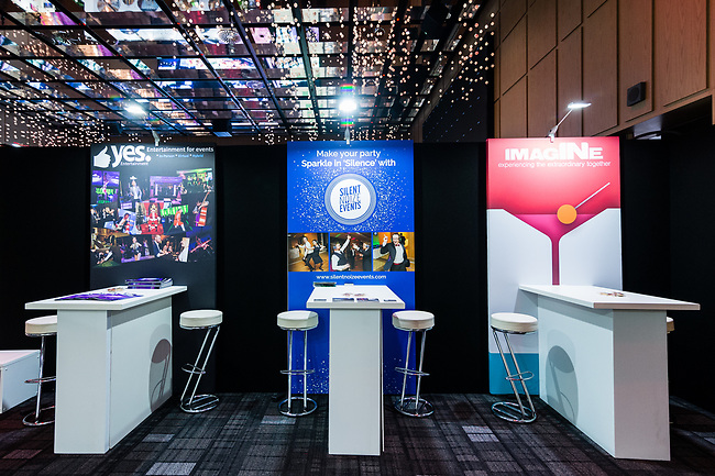 Award-winning exhibition featuring the industry's best event venues & suppliers. <br /> This is the place to be for the best Christmas Party venues and ideas, in London, Thursday, 9th of September 2021. Photo: AMMP/Maciek Musialek