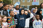 Regent's Park's Got Talent: Youth Action Day at Cumberland Market, Regent's Park Estate, Camden.