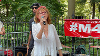 JUL 24 Protest held in NYC for Medicare for All