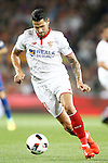 Sevilla FC's Vitolo during Supercup of Spain 2nd match.August 17,2016. (ALTERPHOTOS/Acero)